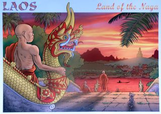 Land of the Naga