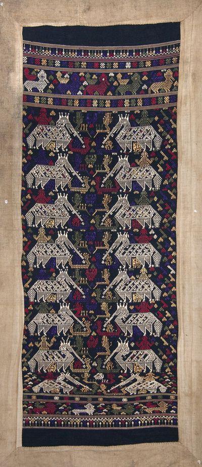 Shaman's Textile- Xang & Naga Boat